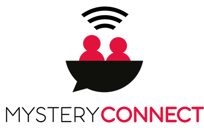 Mystery Connect Logo