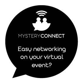 Mystery Connect - Easy networking on your virtual event?